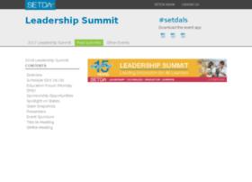 leadershipsummit.setda.org