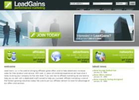 leadgains.com