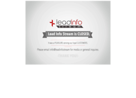 leadinfostream.com
