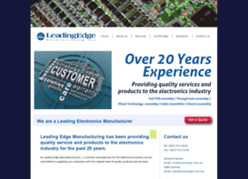 leadingedge-mfg.com