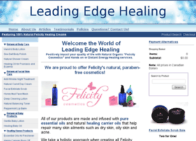 leadingedgehealing.com