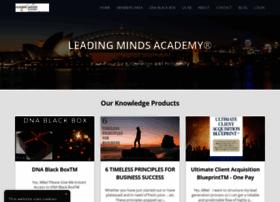 leadingmindsacademy.com