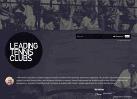 leadingtennisclubs.com