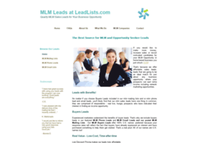 leadlists.com