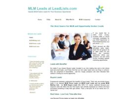 leadlists.com