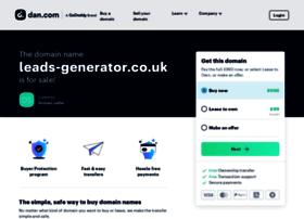 leads-generator.co.uk
