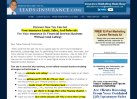 leads4insurance.com