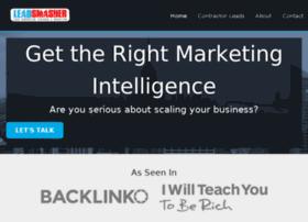 leadsmasher.com