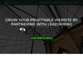 leadspring.org