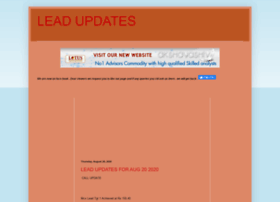 leadupdates.blogspot.in