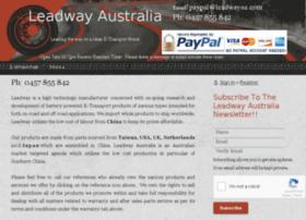 leadwayau.com