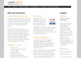 leadxperts.com
