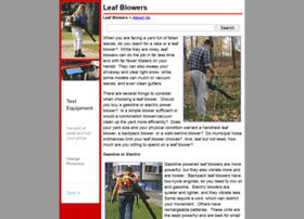 leaf-blowers.com
