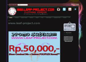 leaf-project.com