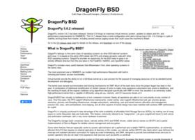 leaf.dragonflybsd.org