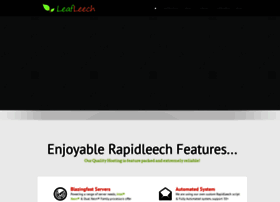 leafleech.com