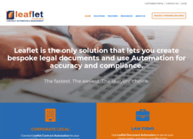 leafletcorp.com