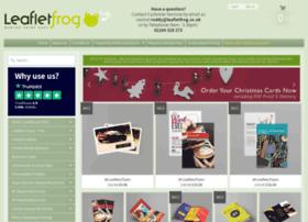 leafletfrog.co.uk