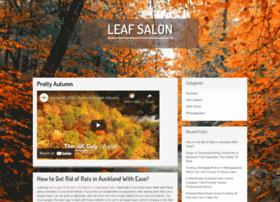 leafsalon.co.nz
