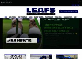 leafshockeyclub.com