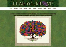 leafyourlove.com