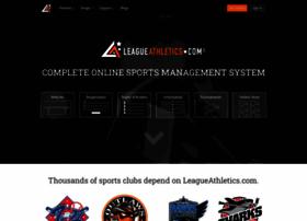 leagueathletics.com