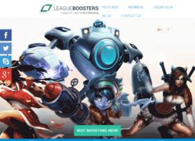 leagueboosters.com