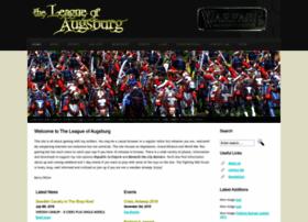 leagueofaugsburg.com