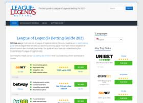 leagueoflegends-betting.com