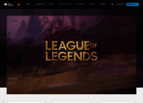 leagueoflegends.com