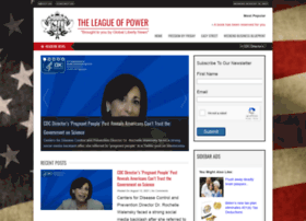 leagueofpower.com