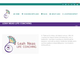 leahneaslifecoach.com