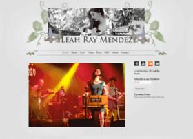 leahraymendez.com