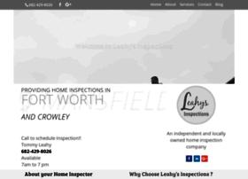 leahysinspections.com