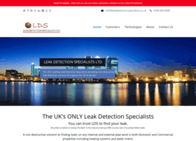 leakdetectionspecialists.co.uk