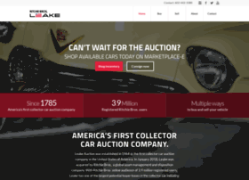 leakecarauction.com