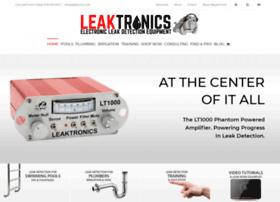 leaktronics.com
