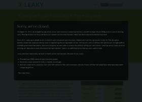 leaky.com