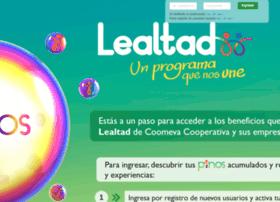 lealtad.pinoscoomeva.com