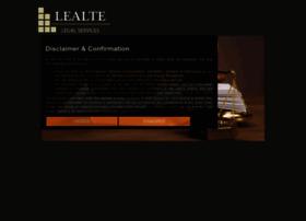 lealte.com