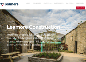 leamoreconstruction.com