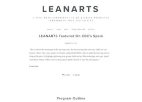 leanarts.squarespace.com
