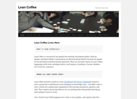 leancoffee.org