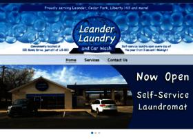 leanderlaundry.com