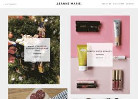 leanne-marie.com