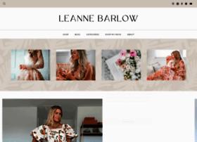 leannebarlow.com