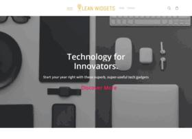 leanwidgets.com
