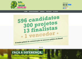 leaoverdesocial.com.br