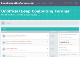 leapcomputingforums.com