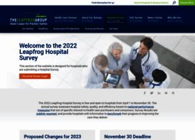 leapfroghospitalsurvey.org